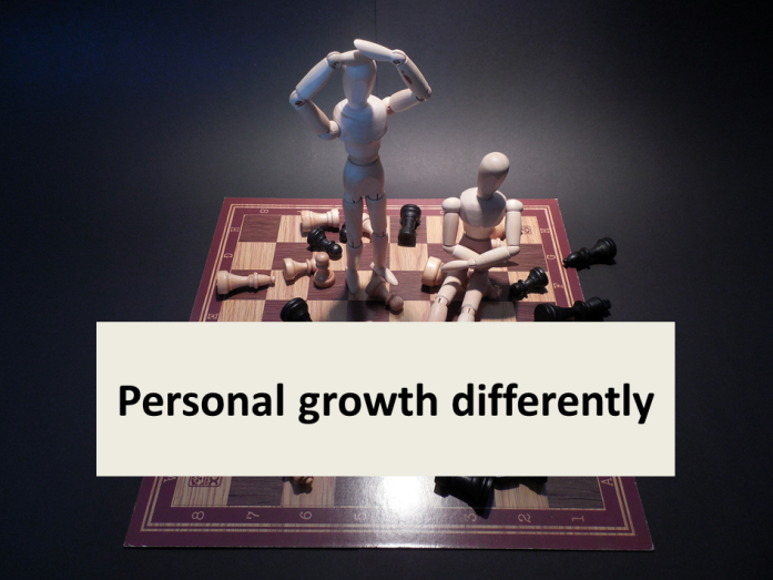 Personal growth differently - about consultation